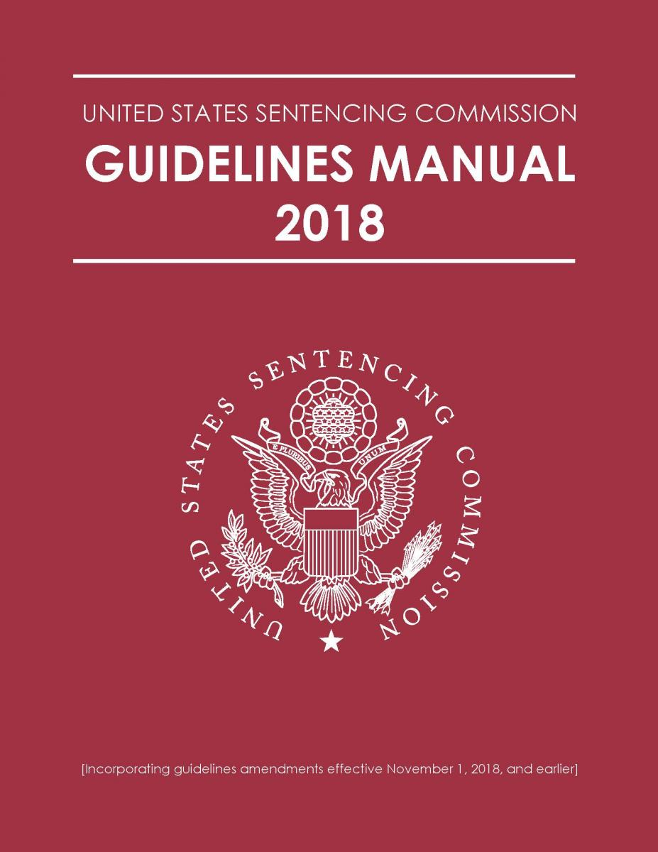 2016 U.S. Sentencing Commission Guidelines Manual