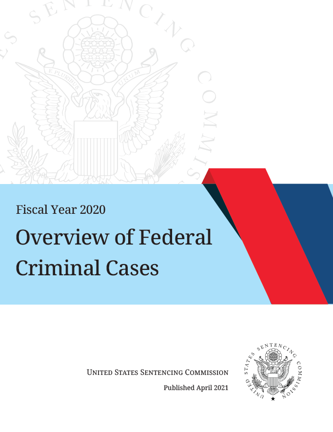 FY 2020 Overview of Federal Criminal Cases