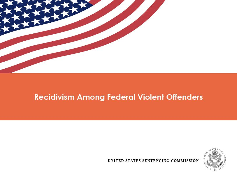 2019 Recidivism Study of Federal Violent Offenders