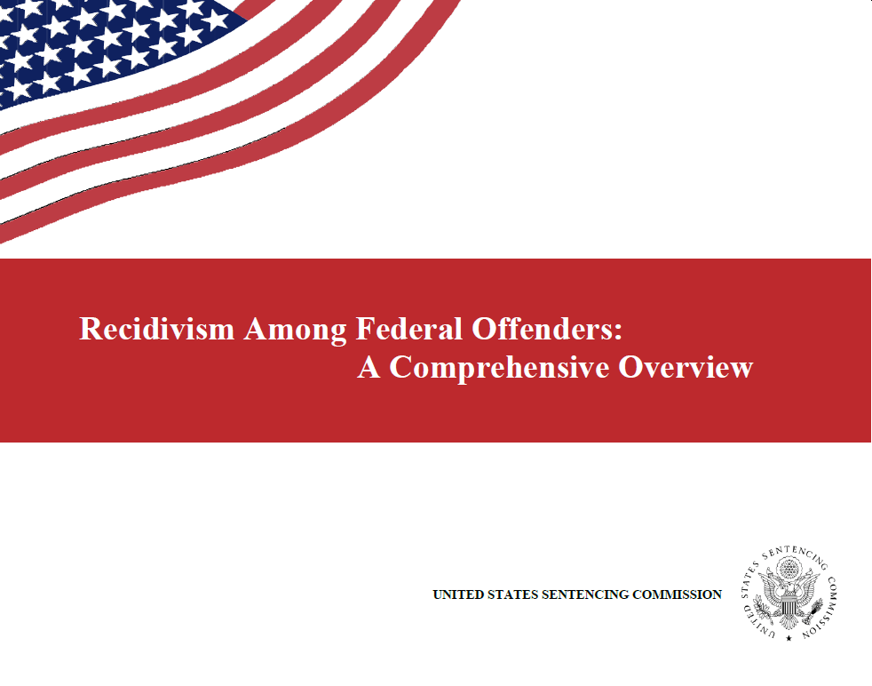 2016 Recidivism Study Overview