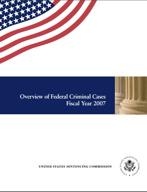 FY 2007 Overview of Federal Criminal Cases