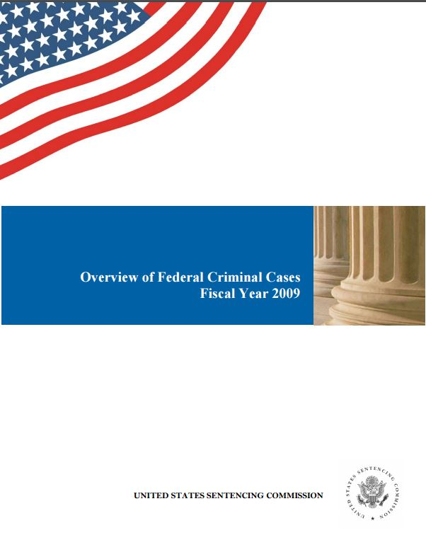 FY 2009 Overview of Federal Criminal Cases