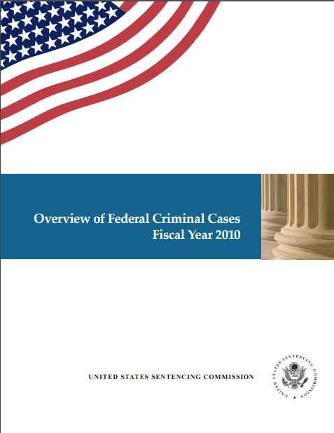 FY 2010 Overview of Federal Criminal Cases
