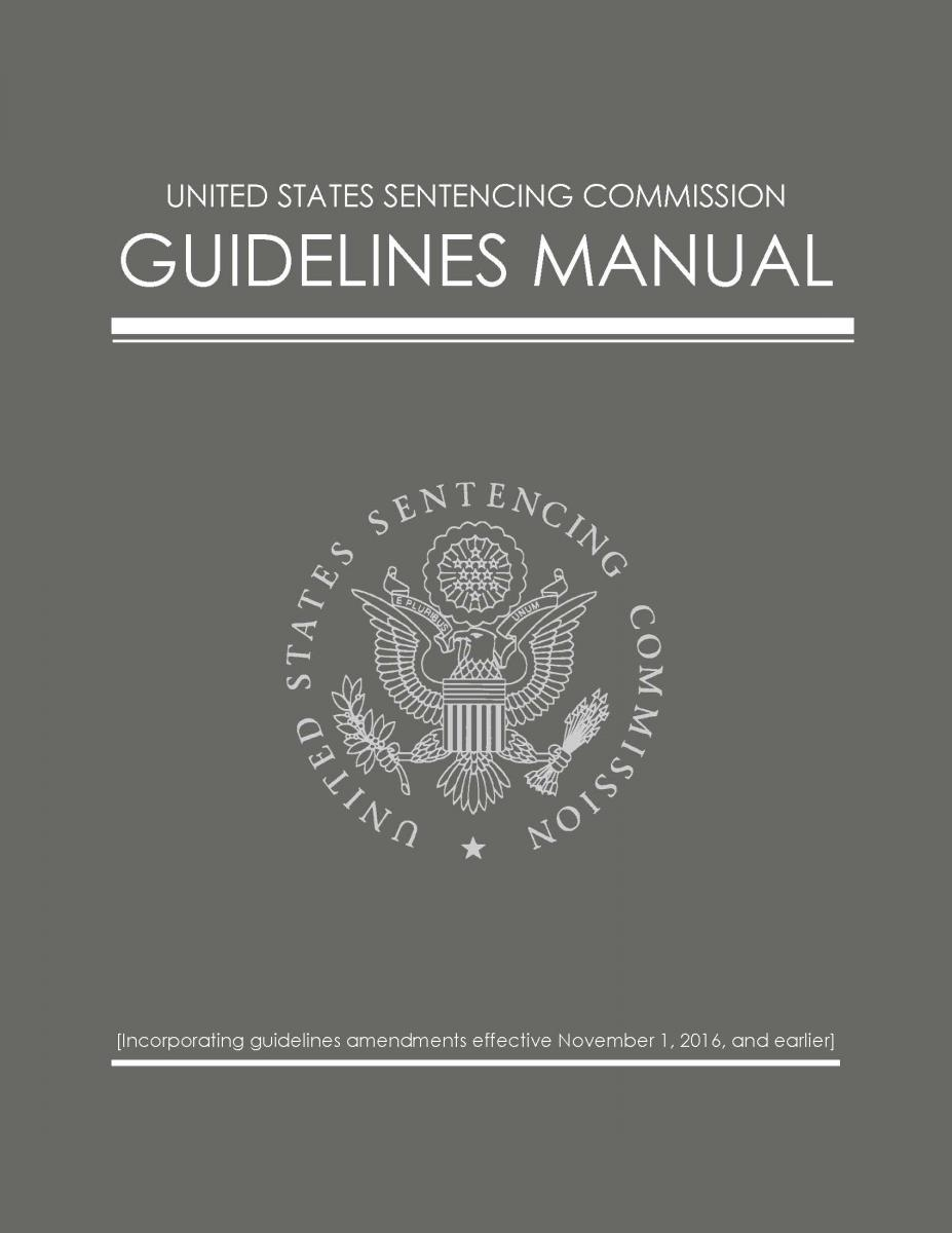 Free Worksheet Federal Sentencing Guidelines Worksheet united states sentencing commission full manual